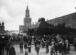 Moscou vers 1920
