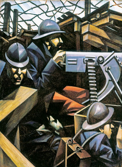Christopher Nevinson