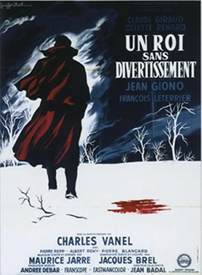 affiche de Un roi sans divertissement, 1963