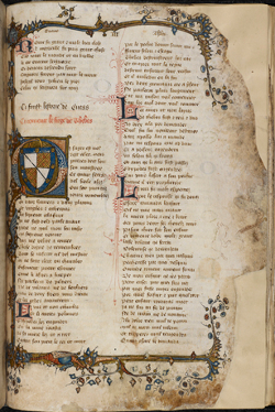 manuscrit de Londres